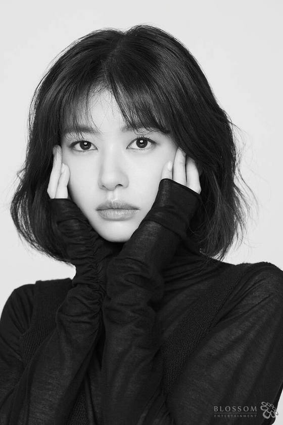 Actor Jung So-min  [BLOSSOM ENTERTAINMENT]