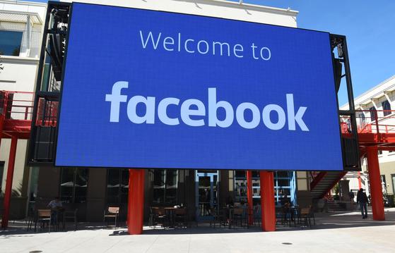 Facebook's headquarters in California, United States. [AFP]