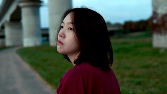"Actor Bang Min-ah portrays confused 18-year-old Kang-yi in upcoming film ""Snowball."" [AT9 FILM]"