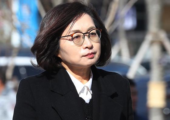 Seongnam Mayor Eun Soo-mi [YONHAP]