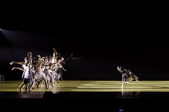 The Korea National Dance Company presents ″ Vortex ″ from June 24-26, 2022. [NTOK]