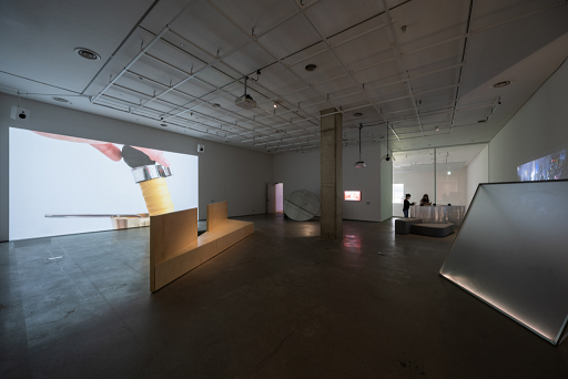 A view of the ″Watch and Chill″ exhibition at the MMCA Seoul [MMCA]