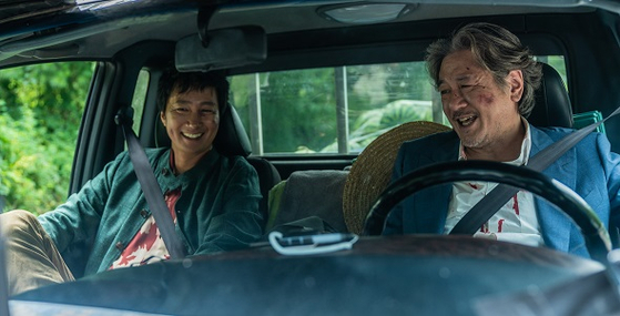 """A scene from director Im Sang-soo's film ″Heaven: To the Land of Happiness"""" [BIFF]"""