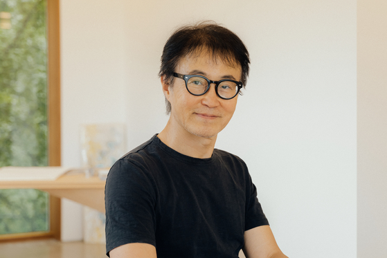 Architect Cho Byoung-soo is the founder of BCHO Architects. [TEXTURE ON TEXTURE]