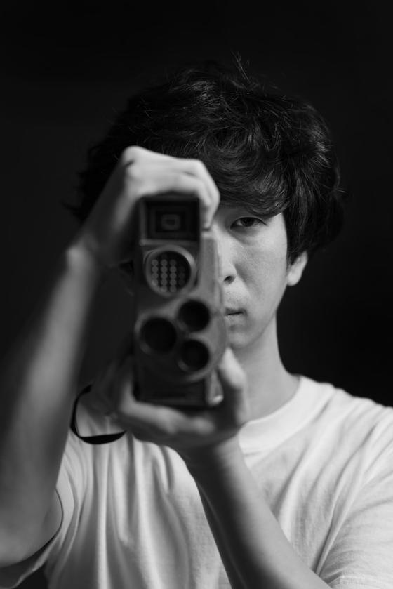 Photographer Lee Se-hyun. [SCREEN CAPTURE]