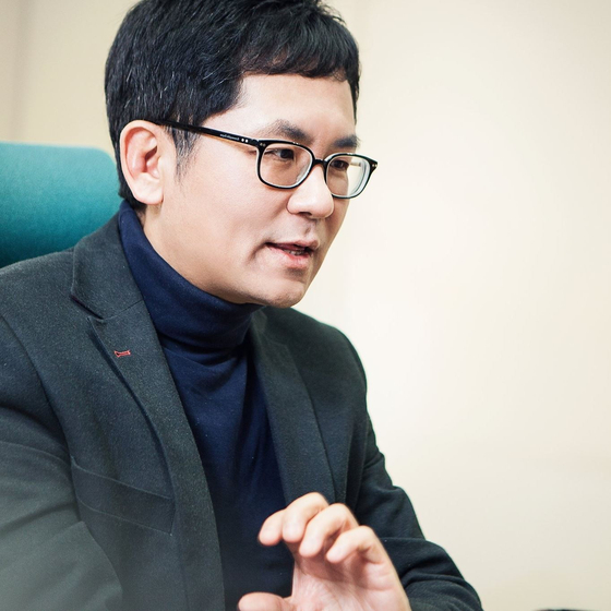 "Former judge and screenwriter of tvN's ""The Devil Judge,"" Moon Yoo-suk [TVN]"