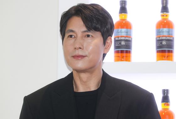Jung Woo-sung [YONHAP]