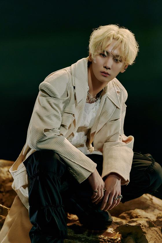 Singer Key of boy band SHINee [SM ENTERTAINMENT]
