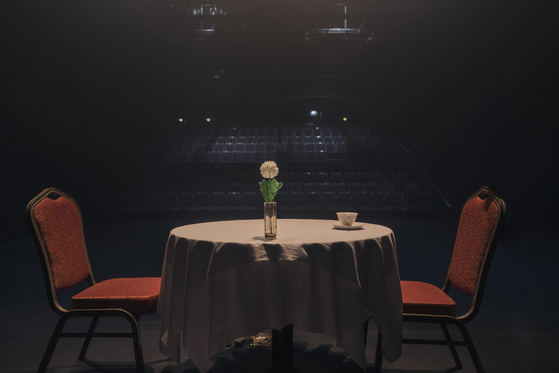 """National Theater Company of Korea's """"Coffee and Hypnotic"""" is an interactive theater performance that invites one audience at a time, taking them back to 1930 tea house in Gyeongseong Station. [NATIONAL THEATER OF KOREA]"""