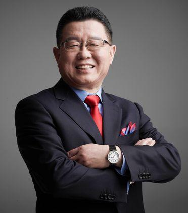 Oh Suk-song, chairman of Korea World Class Enterprise Association