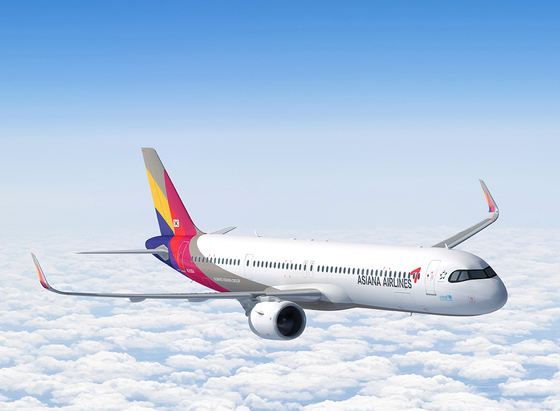 Asiana Airlines A321NEO carrier [ASIANA AIRLINES]
