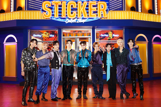 Boy band NCT 127 [SM ENTERTAINMENT]