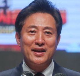 Seoul Mayor Oh Se-hoon [YONHAP]