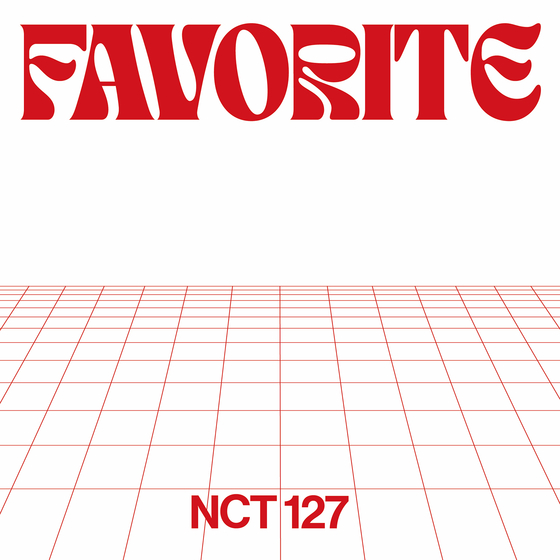 ″Favorite,″ the upcoming repackaged album by NCT 127.