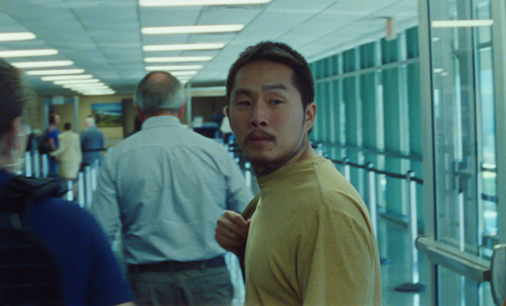 """Justin Chon, an American director of Korean descent, wrote, directed, and starred as the protagonist in his film """"Blue Bayou,"""" about an adoptee who faces deportation and being separated from his loving family. [BIFF]"""