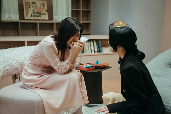 """A scene from """"Mine"""" [TVN]"""