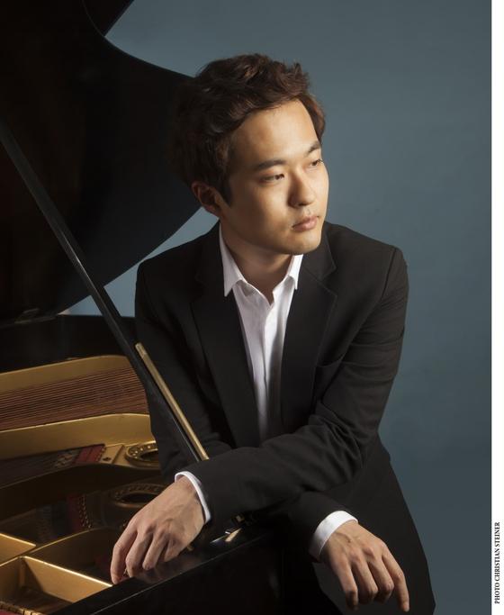 Pianist Kim Da-sol [CHRISTIAN STEINER]