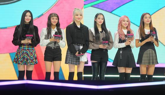 Girl group bugAboo [A TEAM ENTERTAINMENT]