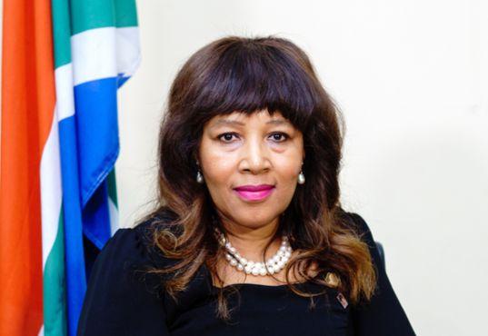 Ambassador of South Africa to Korea, Zenani N. Dlamini. [EMBASSY OF SOUTH AFRICA IN KOREA]