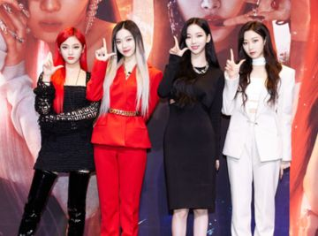 Girl group aespa [SM ENTERTAINMENT]