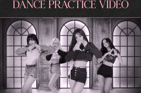 """Girl group Blackpink's dance practice video for its song """"Lovesick Girls"""" surpassed 200 million views on YouTube on Tuesday. [YG ENTERTAINMENT]"""