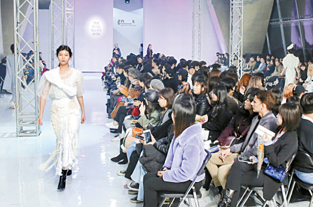 Budding Designers Make Bold Statements Inaugural Sfw Young Talents Show Gives New Voices A Chance