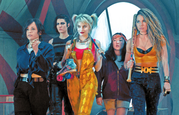In Birds Of Prey The Ladies Are Flying Together Harley Quinn Is Back With A Group Of Badass Women To Save The Day